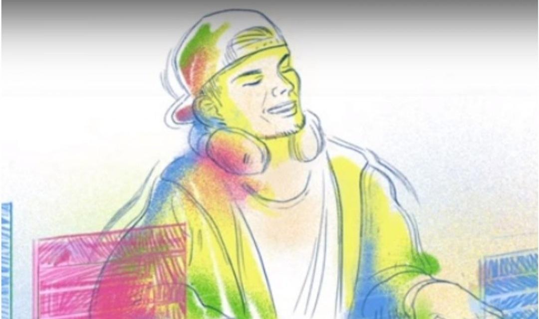 Google Doodle Honours EDM Legend Tim Bergling, aka Avicii on his 32nd Birthday - Pragativadi